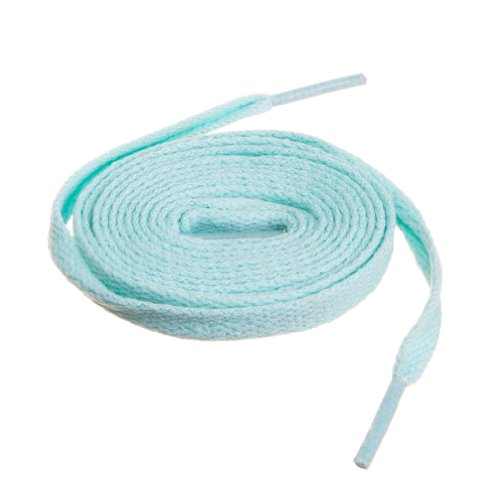 Top 10 best selling list for teal blue flat shoe laces