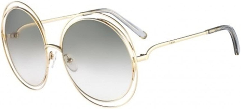 Sunglasses CHLOE CE114S 734 gold TRANSPARENT LIGHT