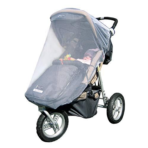 Dreambaby Moustiquaire universelle pour Parc a Bébé, poussettes, nacelle, couffin, cosy et lit