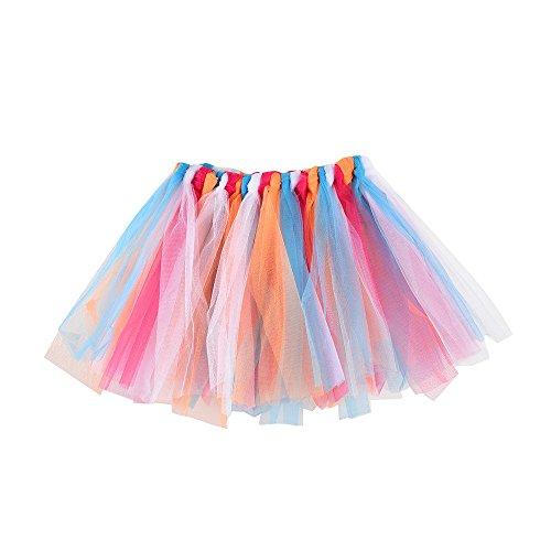 AIni Niña Faldas Tul Mujer Enaguas Cortas Tutus Ballet