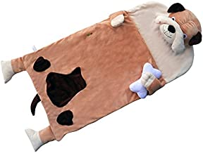 WALIKI Toys Nap Mat   Slumber Bag for Boys and Girls, Dog, Puppy. (Sleeping Bag for Kids