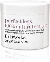 ThisWorks Perfect Legs 100% Natural Scrub 200 grams