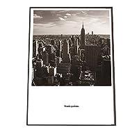 FASHION POSTER(ファッションポスター) A2(約42cm×59cm) ポスター(マット) ポスターのみ モダン シンプル おしゃれ お洒落 ニューヨーク 街並み N(fg-poster-626-a2A2matt)