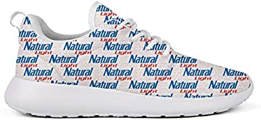 ZTUO Womens Road Running Shoes Breathable Rubber Sole Jogging Gym Sport Sneaker