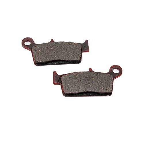 Plaquettes de frein MALOSSI MHR SYNT – TM 85 MX Jr Année de construction 02–13 (arrière)