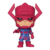 From fantastic four, galactus, as a stylized pop vinyl from funko Figure stands 9cm and comes in a window display box Check out the other disney marvel figures from funko collect them all Funko pop is the 2018 toy of the year and people's choice awar...