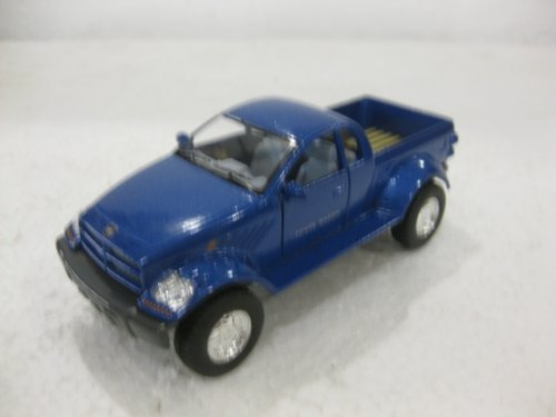 diecast 1 42 scale Dodge Power Wagon in Blue by Kinsmart