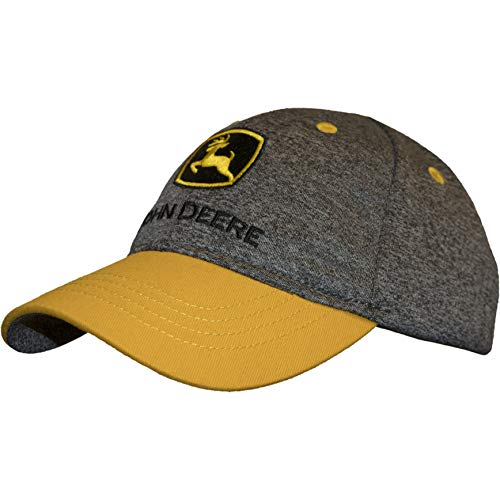 John Deere Construction Yellow HAT