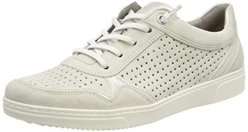 Jenny Damen Seattle Sneaker, Weiß (Offwhite, Ice), 38.5 EU