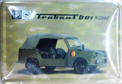 Trabant Trabi 601 Kübel Nva Ddr Blechschild Stabil NEU 30x20cm S3815