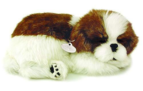 Original Petzzz Shih Tzu, Realistic, Lifelike Stuffed Interactive Pet Toy, Companion Pet Dog with 100% Handcrafted Synthetic Fur – Perfect Petzzz