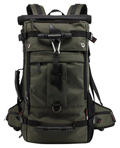 アウトドア リュックサック 40L 大容量 登山用バックパック オックスフォード 2070 G