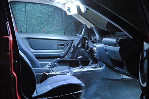 Éclairage lED de l'intérieur a3 sportback (8P) (8Pa) 9 ampoules lED incluses