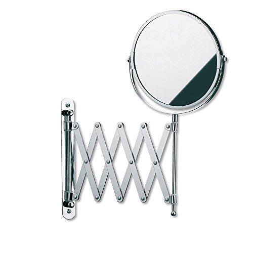kela Espejo de Pared Avita, Plata, Silver, One Size