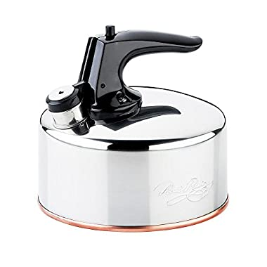 World Kitchen/Ekco 3511217 Revere Whistling Teakettle