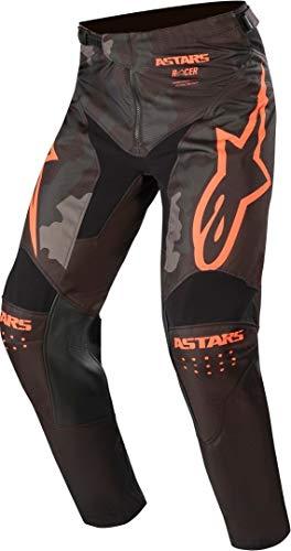 Alpinestars Tactical Racer Motocross Hose Schwarz/Orange 38