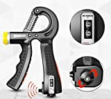 Hand Grip Strengther Workout Exerciser Zählen Grip Männliches Training Finger Handgelenk Kraft...