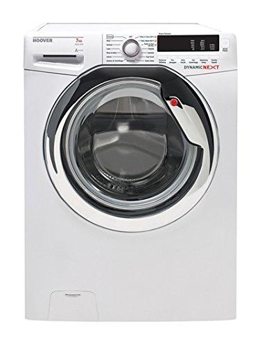 Hoover DXC 37A-30 Libera installazione Carica frontale 7kg 1300Giri/min A+++ Bianco lavatrice