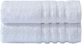 LinenZone - Juego de Toallas de baño (100% algodón Egipcio