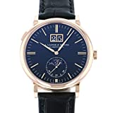 ランゲ&ゾーネ A.LANGE & SOHNE サクソニア ムーンフェイズ 384.031 ブラックローマ文字盤 新品 腕時計 メンズ (W184900) [並行輸入品]
