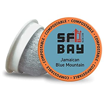 San Francisco Bay Coffee OneCup 2-10 ct Jamaican Blue Mountain Blend…