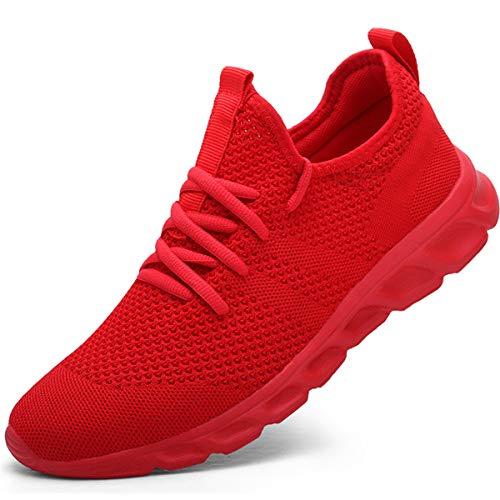 Damyuan Zapatillas Running Hombre Zapatos Deporte para Correr Trail Fitness Sneakers Ligero Transpirable