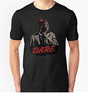 Tyrone Biggums Dare 2 Slim Fit T-Shirt 100% cotton Black or White for Man and Woman