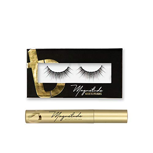 BONFIRE Magnetic Lashes and Magnetic Liner LIMITED EDITION BUNDLE by Tori Belle (Black MADE IN USA Water Resistant Liner)