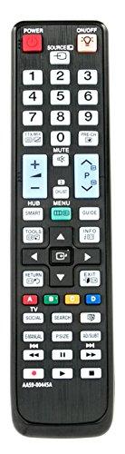 AA59-00445A AA59-00431 A ersetzt Fernbedienung Passform für TV Samsung UE46D6510 ua40d6510 PS51D8000FM PS59D8000FM UE37D6570 ue40d6505 UE40D6510 UE40D6530 UE40D6540 UE37D6750 UE40D6750 UE46D6750
