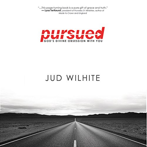 Pursued audiobook cover art