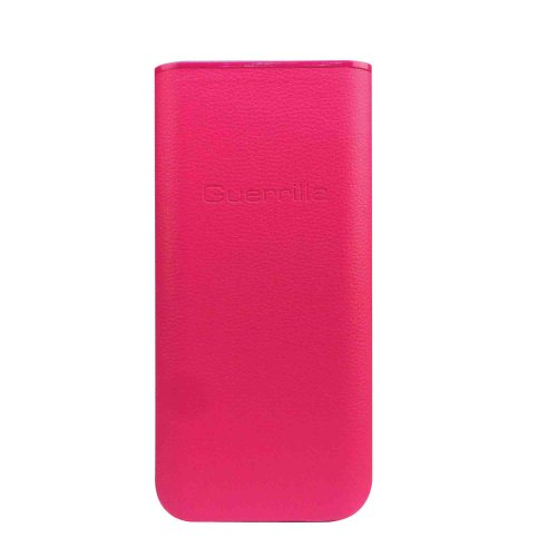 Guerrilla Leather Hard Slide Case-Cover for TI Nspire CX/CX CAS Graphing Calculator, Pink Photo #3