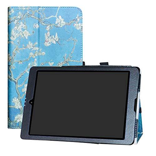 LFDZ Medion Lifetab P9701 Hülle, Schutzhülle mit Hochwertiges PU Leder Tasche Hülle für 9.7