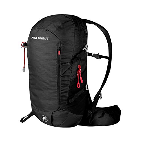 Mammut Lithium Speed Mochila, Unisex adulto, Negro, 20 l
