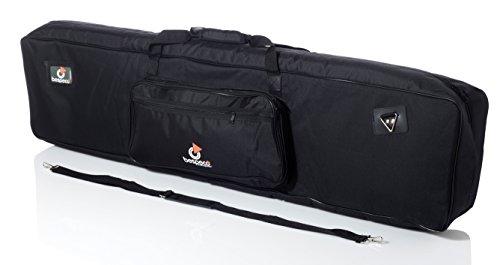 Bespeco BAG488KBY - Custodia per tastiera Master a 88 tasti, colore: Nero
