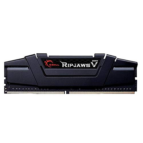 G.Skill RipJaws V Series DDR4-3200 CL16 - Memoria RAM de 32 GB, Color Negro