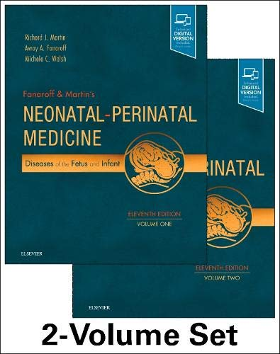 Download Fanaroff and Martin's Neonatal-Perinatal Medicine, 2-Volume Set: Diseases of the Fetus and Infant, 11e (Current Therapy in Neonatal-Perinatal Medicine) 0323567118