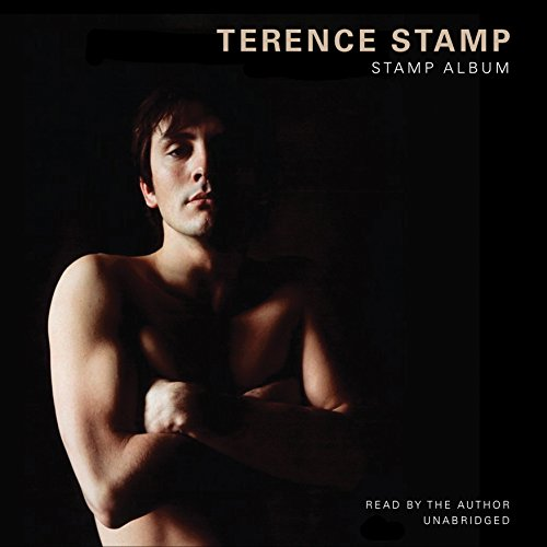 Stamp Album audiobook cover art