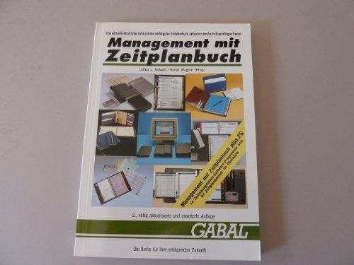 Management mit Zeitplanbuch plus PC. 67 Zeitplanbücher und 12 Zeitmanagement-Software-Programme im Überblick