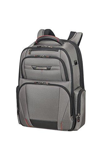 """SAMSONITE PRO-DLX 5 - Rucksack Erweiterbar für 17.3\"""" Laptop - 29/34L, Magnetic Grey"""