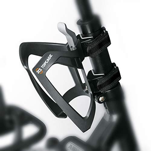 SKS Adapter Anywhere schwarz, 10 x 10 x 25 cm & Germany Flaschenhalter SLIDECAGE - 6