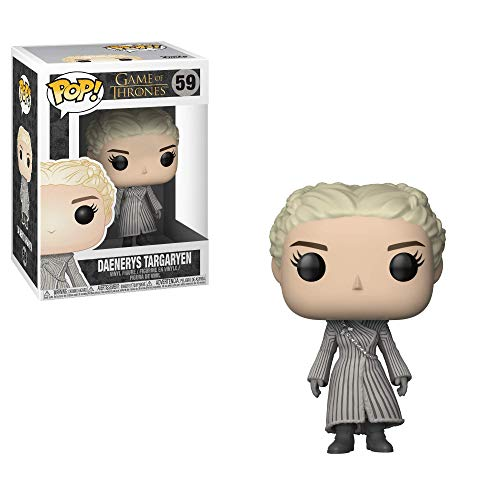 Funko Pop!- Colección Vinilo Game of Thrones Daenerys Figura Coleccionable, Multicolor, única (28888)
