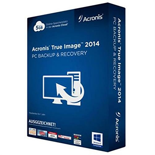 Acronis True Image 2014, FR, Mini