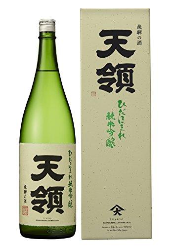 天領酒造『純米吟醸 ひだほまれ 天領』