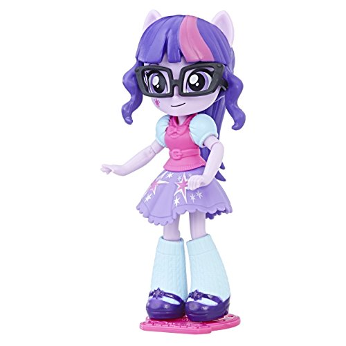 Hasbro My Little Pony C1842ES00Equestria Girls Minis Interruttore Mix 'N Mode Twilight Sparkle