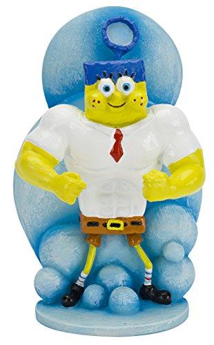 Penn Plax SBR59 Spongebob mit Muskeln, 8.9 cm