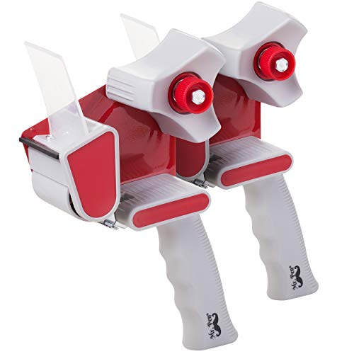 Mr. Pen- Tape Gun, Packing Tape Dispenser, 2 Pack, 2 inch Dispenser, Tape Dispenser Gun, Tape Gun Dispenser, Packing Tape Gun, Heavy Duty Tape Dispenser, Shipping Dispenser, Packaging Tape Dispenser
