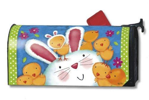 MailWraps Bunny Wanna Be Boîte aux Lettres Coque # 02005