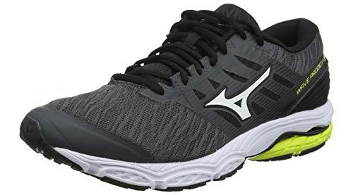 Mizuno Wave Prodigy 2, Zapatillas de Running para Hombre, Negro (Black/White/Stormy Weather 44), 46.5 EU