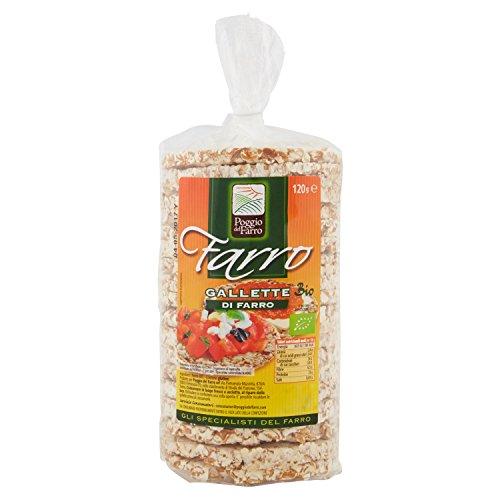 Farro Bio Gallette di Farro - 120 gr