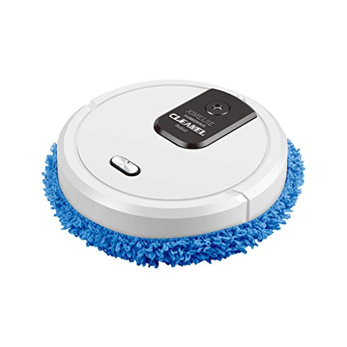 Great Features Of 3 in 1 Intelligent Sweeping Robot Dry And Wet Sweeping Machine Vacuum Cleaner Rech...